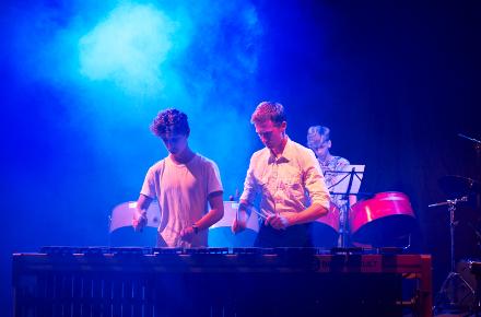 Roskilde Kulturskole trommer