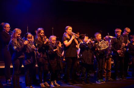 Roskilde Kulturskole holdundervisning
