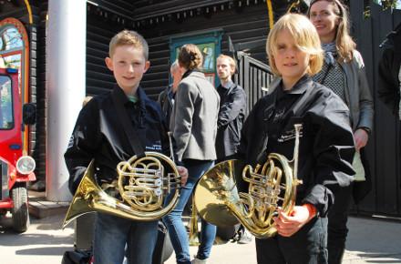 skoleorkestret.dk horn