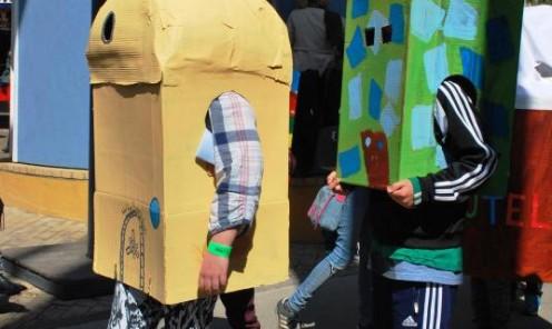 Kunstparade i Tivoli
