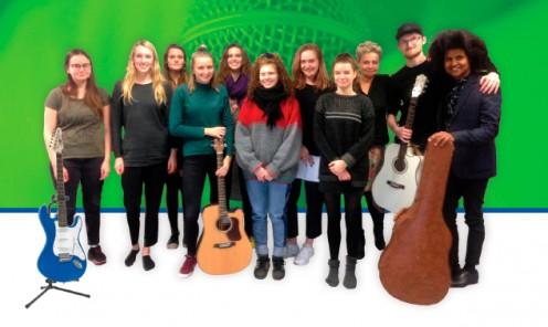 Sangskriver Workshop