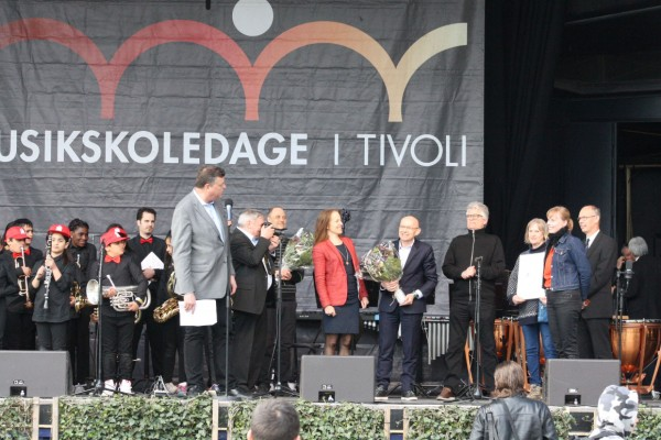 Roskilde er årets Musikskolekommune