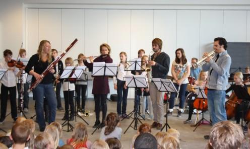 Skolekoncerter 2012