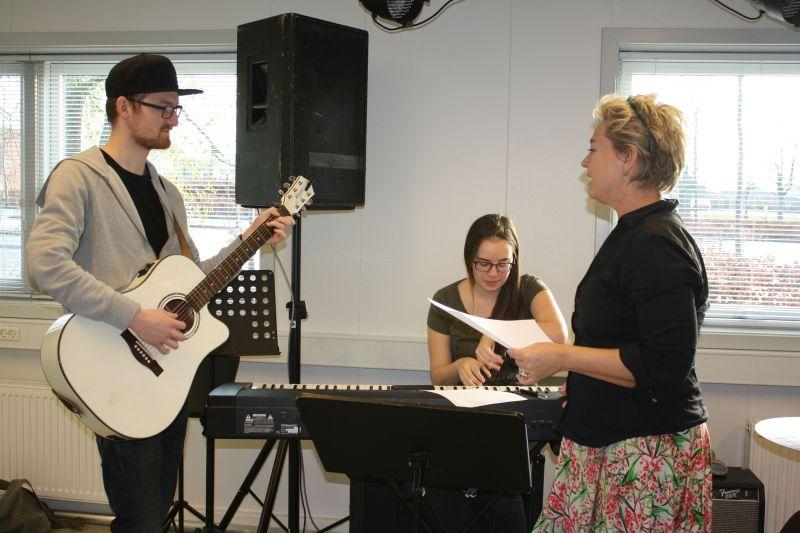 Sangskriver workshop En Af Os