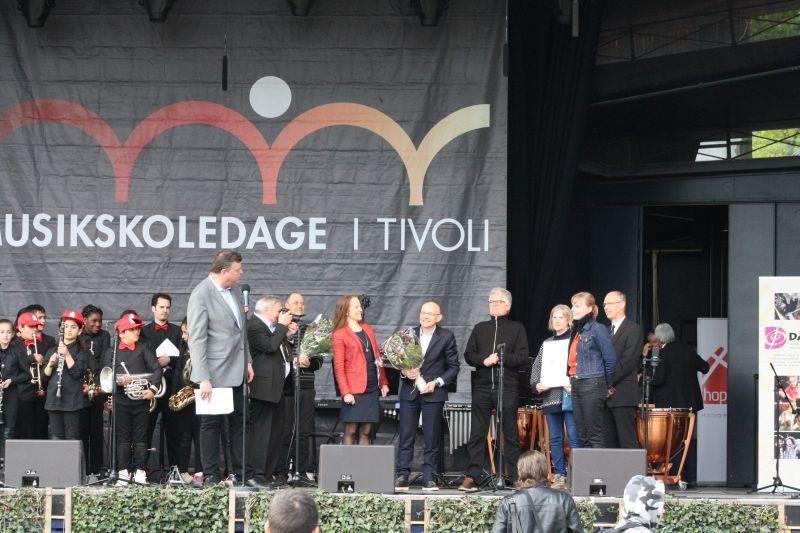 Årets musikskolekommune Mogens Jensen