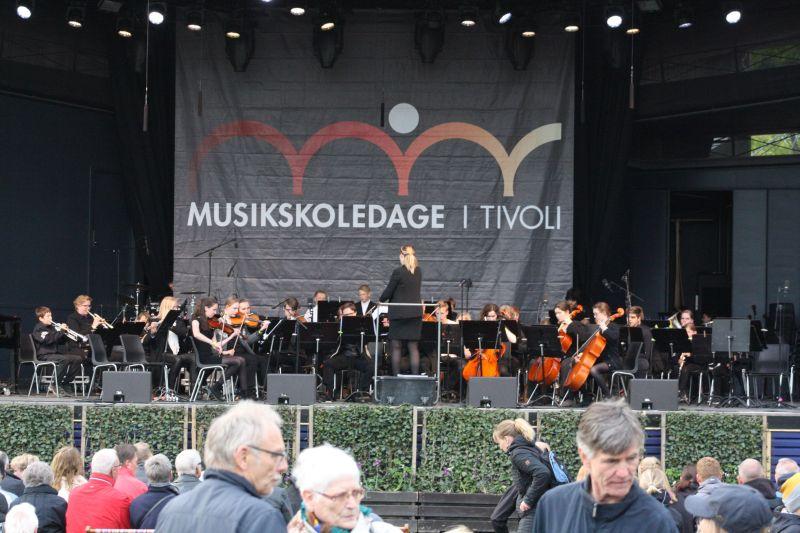 KUO og Skoleorkestret 1