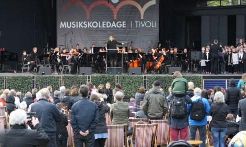 Musikskoledage Tivoli 2017
