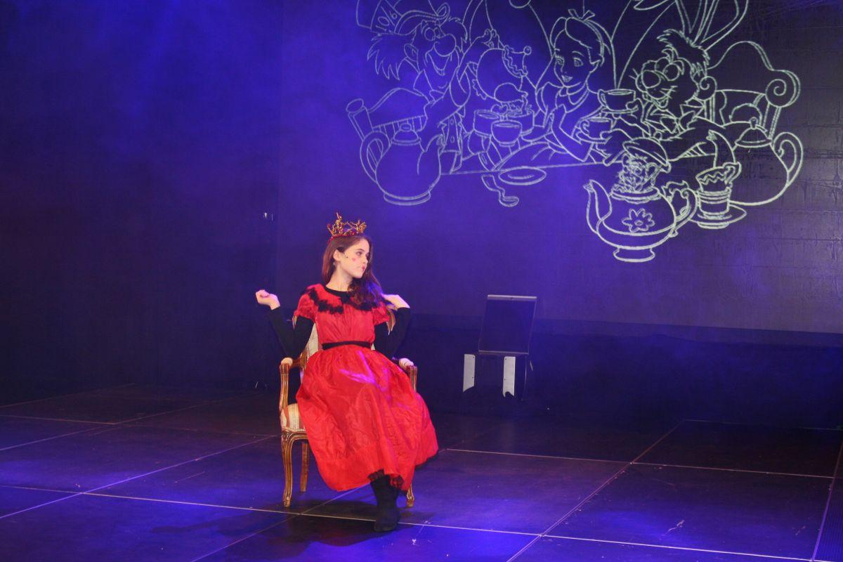 Den Røde Dronning