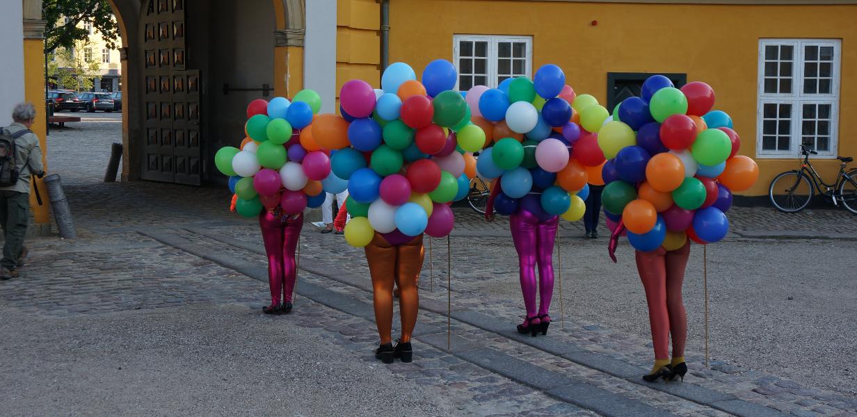 BGK Roskilde ballonkunst