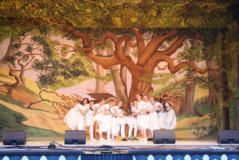 Dans i Tivoli