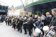Roskilde Skoleorkester i Tivoli
