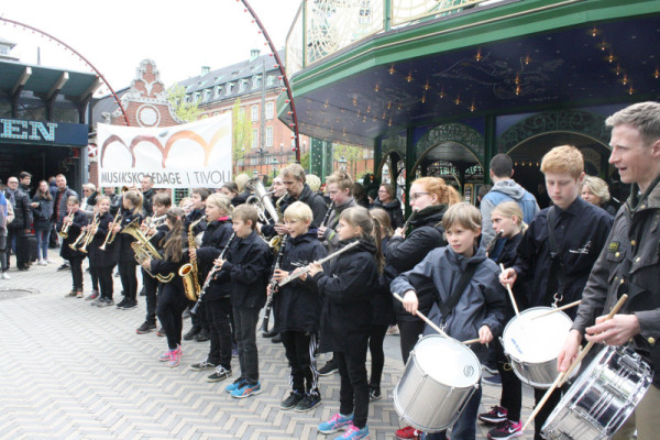 Roskilde Skoleorkester - et nyt tilbud