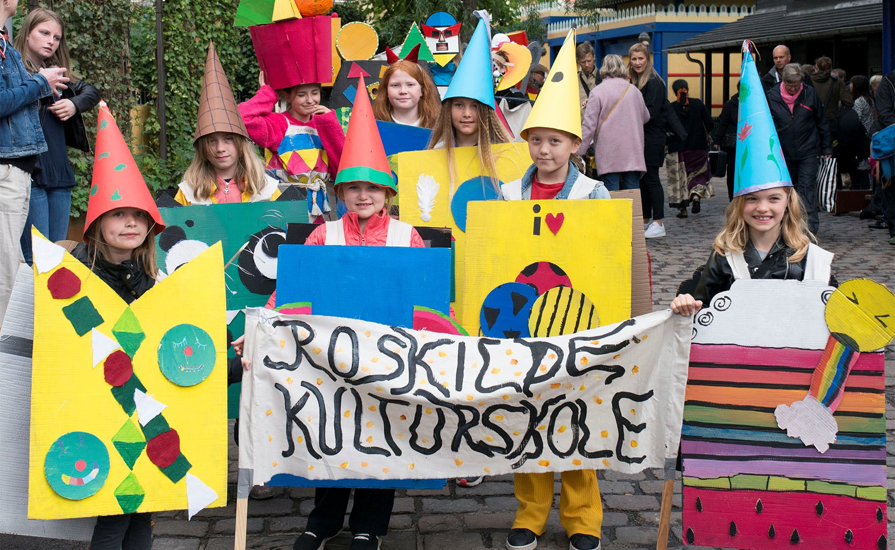 Tivoli 2019 Roskilde Kulturskole