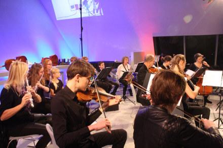 Bliv en del af Kulturskolens Underholdningsorkester