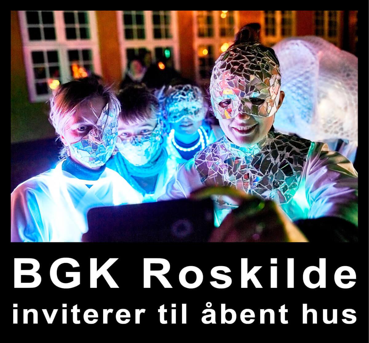 BGK Roskilde åbent hus 2020