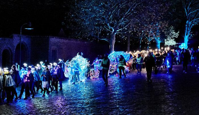 Lysfest i Roskilde